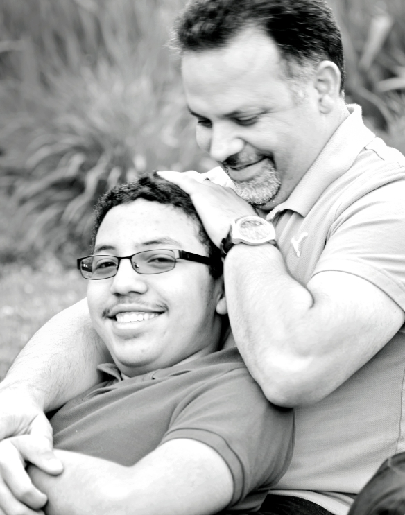 Alex & Dad